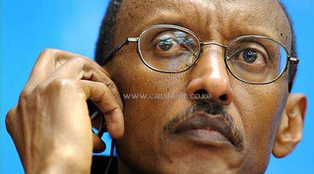 Rwanda's President Paul Kagame/FILE