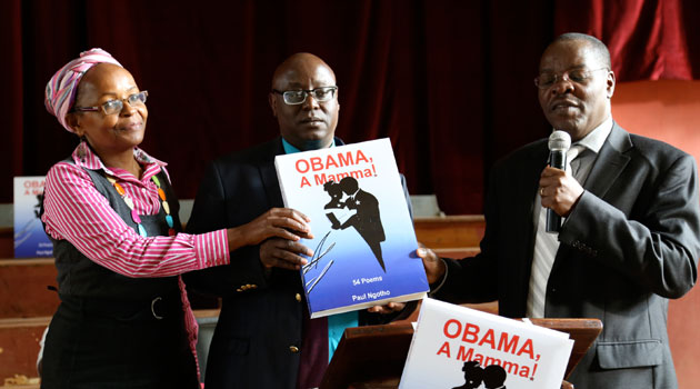 Obama, A Mamma!, the poem, was written as a poetic response to Obama's visit to Africa in 2013/MUTHONI NJUKI
