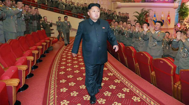 North Korean leader vows raised living standards in New Year speech     North Korean leader Kim Jong Un FILE