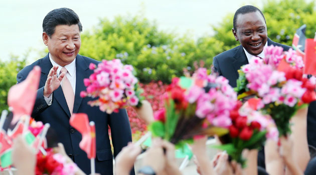"Chinese Ambassador to the East African economic power house Liu Xianfa says the partnership has hit a ""historic height, bringing along more and more tangible benefits to the peoples of both countries.""/FILE"