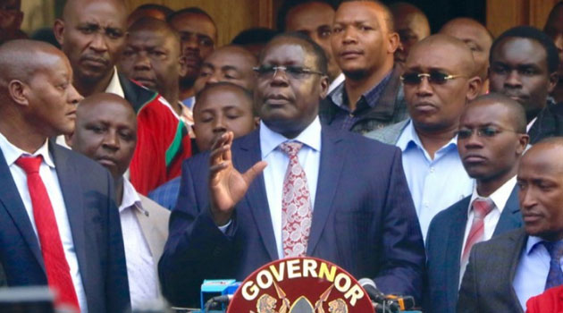 , Trouble Looms For Kiambu Deputy Governor After 'Toppling' Waititu From Office
