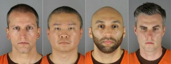 Ex-officers charged in George Floyd killing due in court
