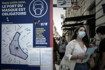 WHO Europe warns of 'alarming' virus transmission rates