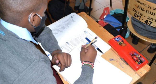 IN PICTURES: Kenya reopens schools after COVID-19 break