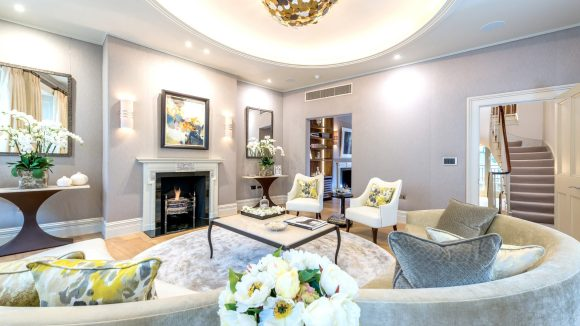 Interior design company london