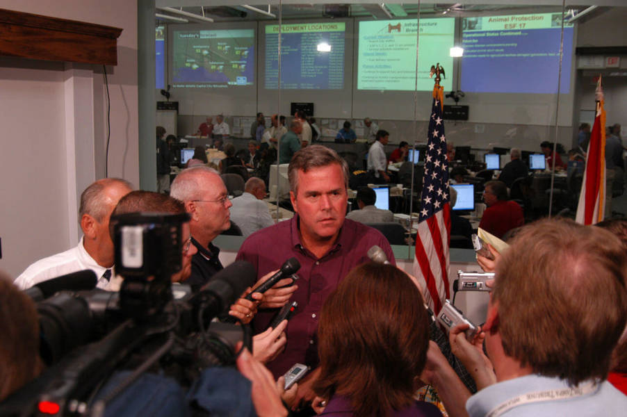 "Jeb Bush Shows Why Republicans Are Still ""The Stupid Party"""