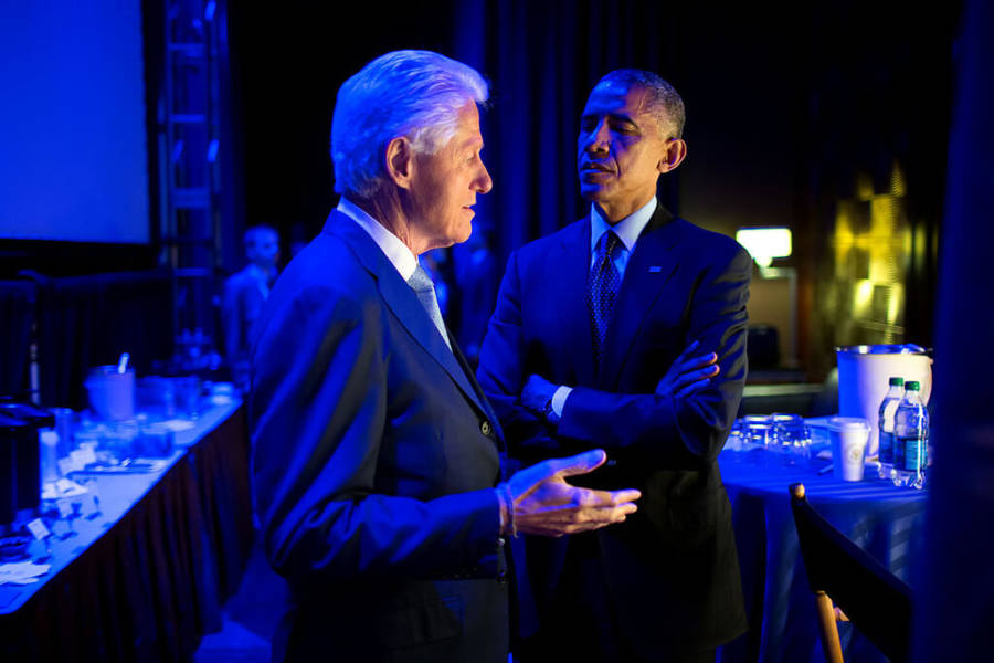 "Bill Clinton Exposes The Hypocrisy Of ""Black Lives Matter"" Protestors"