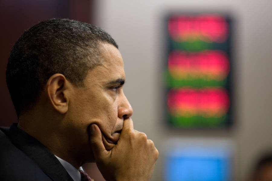Is Disagreement with Obama Racism?