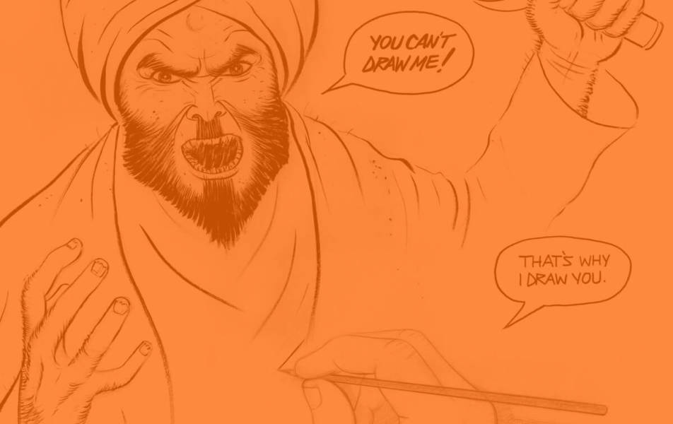 The Cartoon Jihad: Free Speech in the Balance