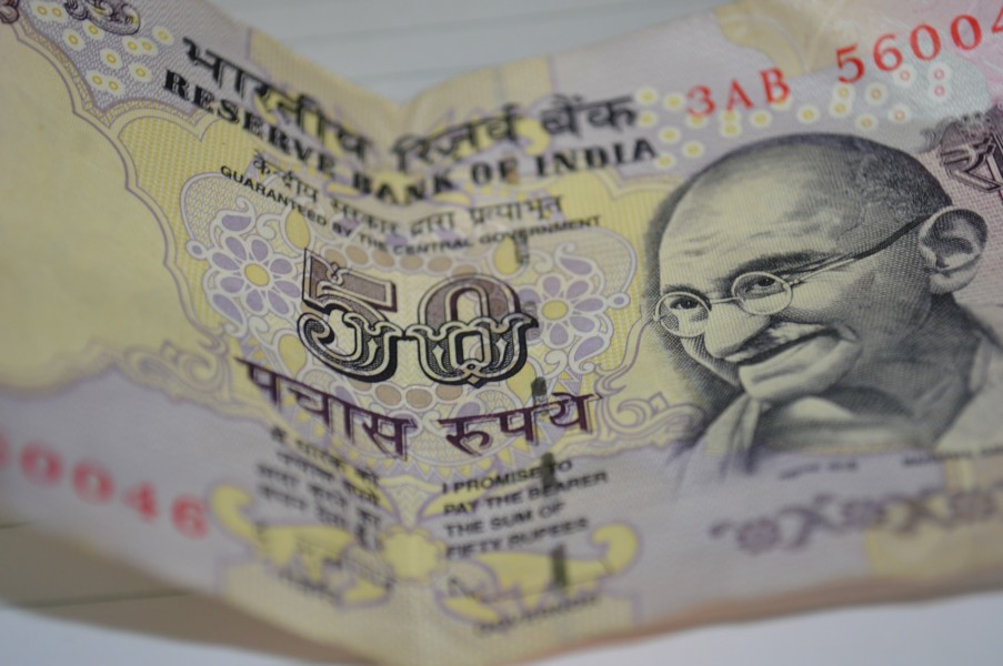 War on Cash Spreads to India