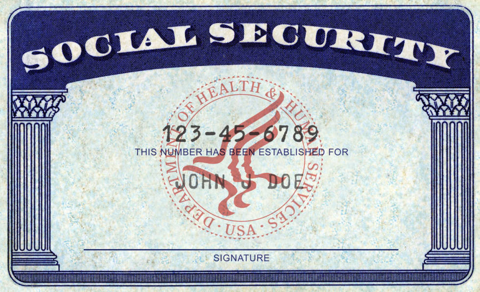 End the Fraudulent Social Security Program Now