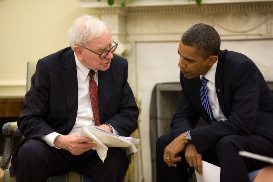 Warren Buffet: The Crony Oracle of Omaha