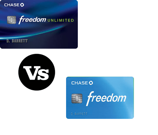 Upgrade Chase Freedom to Freedom Unlimited