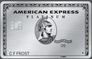 Amex platinum