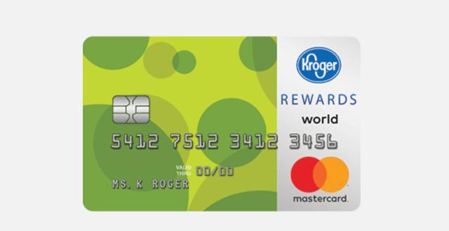 Kroger 123 Rewards Card Login