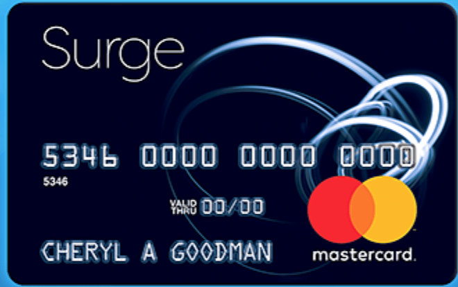 Your credit card info com login