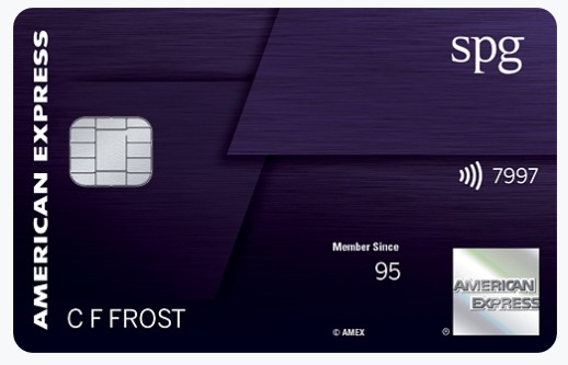 AMEX SPG Luxury Card signup bonus review