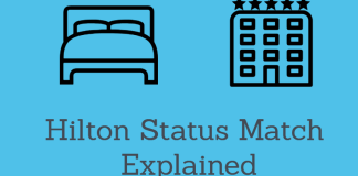 Hilton Status Match review