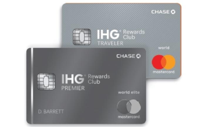 Chase.com/IHGRewardsClub – IHG Rewards Club Credit Cards