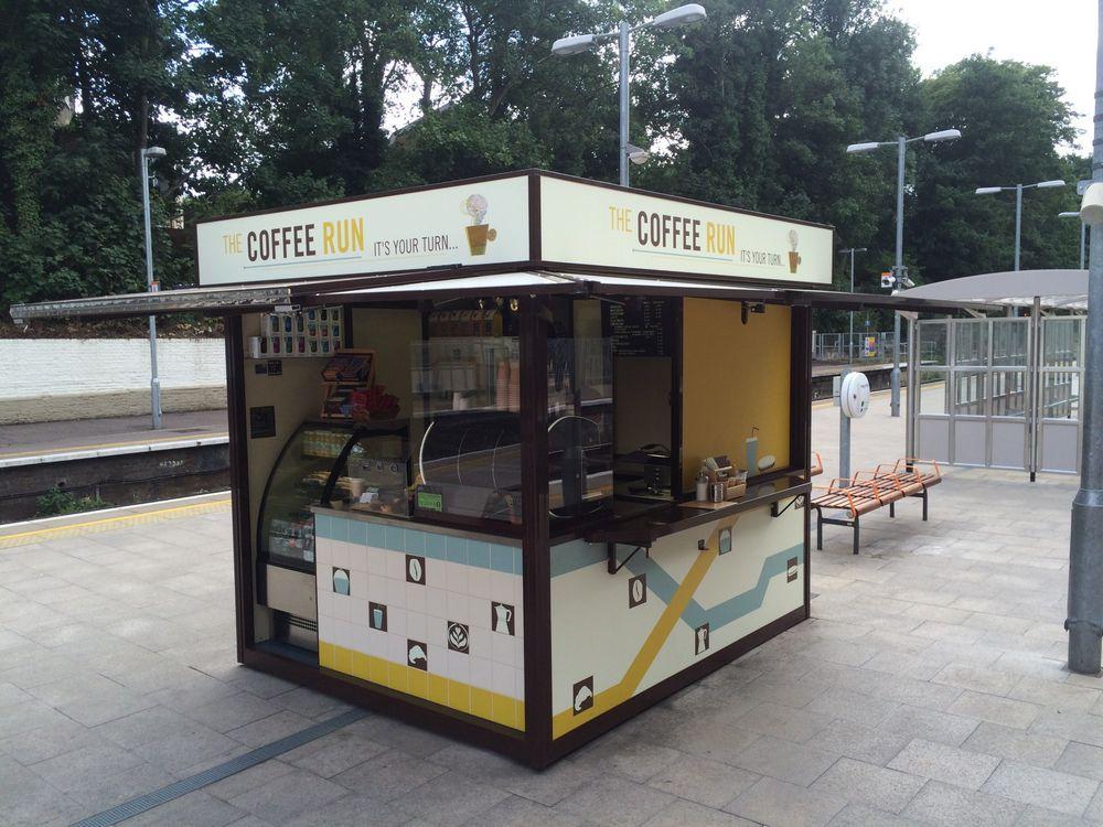 Coffee Kiosk Manufacturer Food Kiosk Manufacturer UK