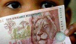 South Africa's Rand Gains to Five-Month High Versus Dollar
