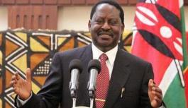 Kenyan Opposition Choice of Odinga May Weaken Presidency Bid