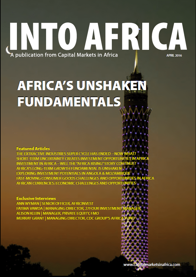 INTO AFRICA April Edition: Africa's Unshaken Fundamentals