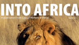 INTO AFRICA March 2017 Edition: Africa's Lions: Trust in Fundamentals