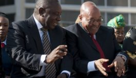 Ramaphosa Treads Carefully in Sidelining Zuma in South Africa