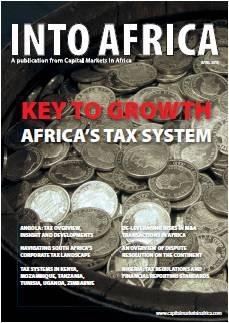 INTO AFRICA PUBLICATION