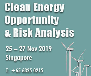 Clean Energy Opportunities 25 – 27 November 2019