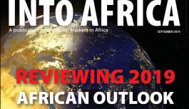 INTO AFRICA September 2018 Edition – Reviewing 2018 African Outlook
