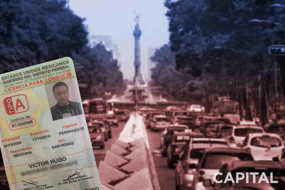 Cómo Reponer Tu Licencia De Manejo Permanente