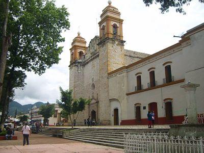 Tlaxiaco iglesia