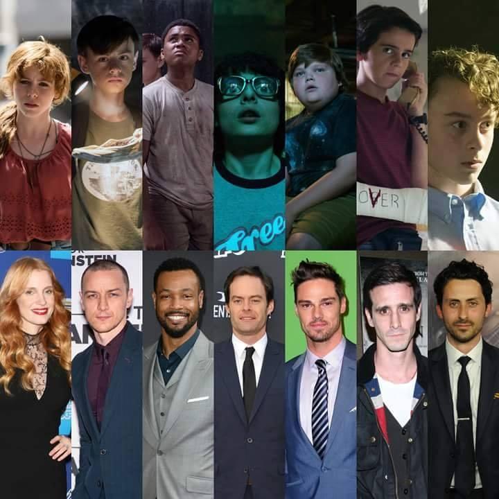 Resultado de imagen de it reparto 2019