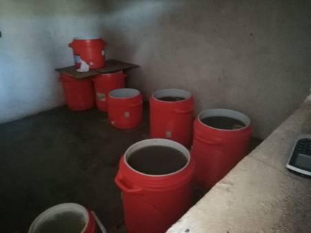 SEDENA aseguró laboratorio clandestino en Sinaloa