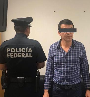 """Sergio Miguel Vega Mendoza, alias """"el Deivid"""""""