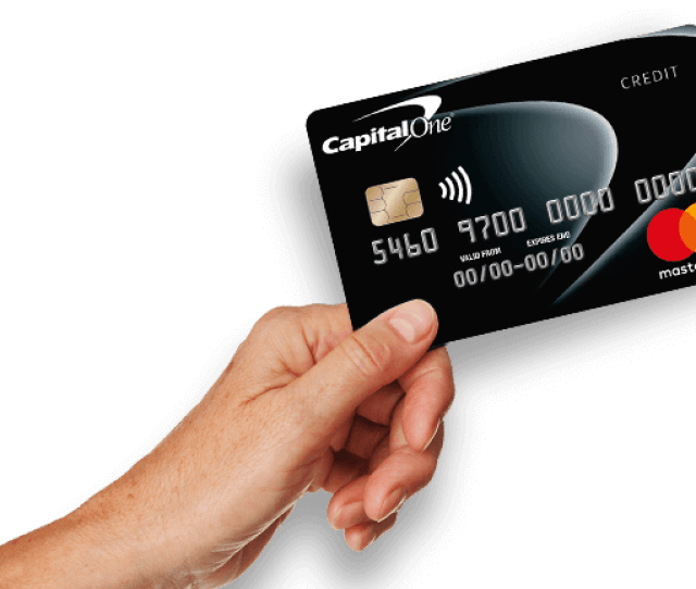 Apply Now For A Capital One Classic Credit Card