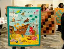 Parade of Charity Quilts