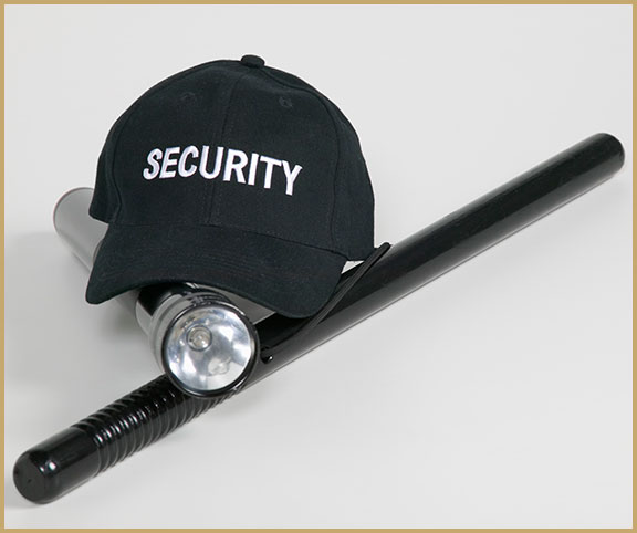 Security Equipment Suppliers