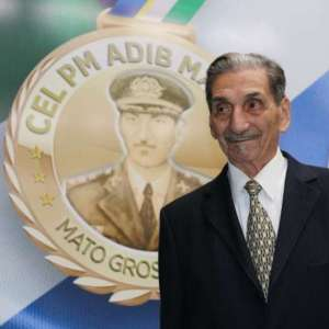 Ex-comandante do DOF, Adib Massad é internado em estado grave na Capital