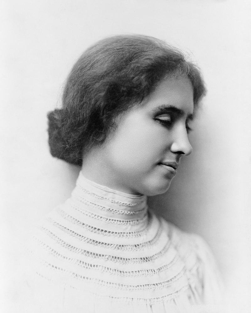 Helen Keller LibraryCongress 1
