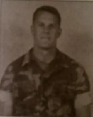 Marine John Stuart Edwards