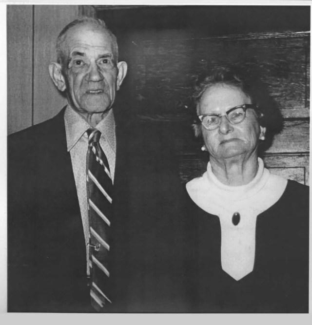 Samuel Joseph Coleman & Alma Gentry Coleman