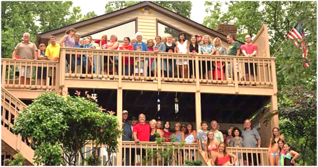 The Edwards & Coleman Family Reunion 2015