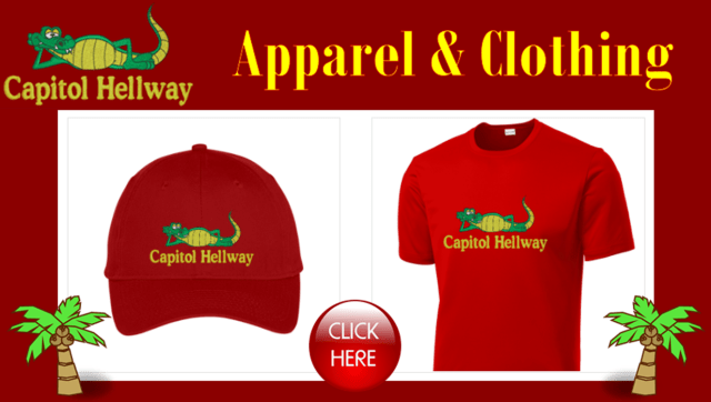 Capitol Hellway Apparel and Clothing