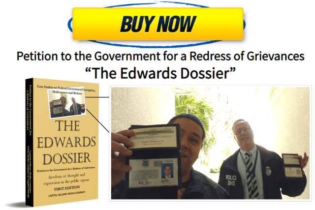 The Edwards Dossier - Petition to the Government for a Redress of Grievances - John Stuart Edwards