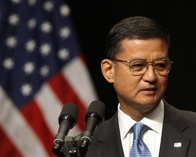 VA Secretary Eric Shinseki (AP)