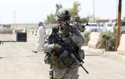 American soldier in Iraq: The war continues (Reuters)