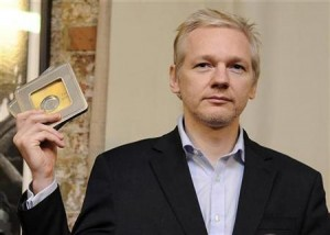 Julian Assange: I didn't do nothing wrong